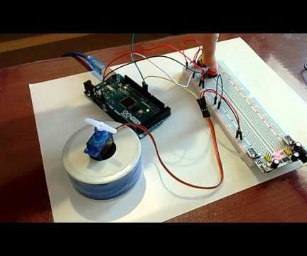 Arduino: Control Servo With Buttons