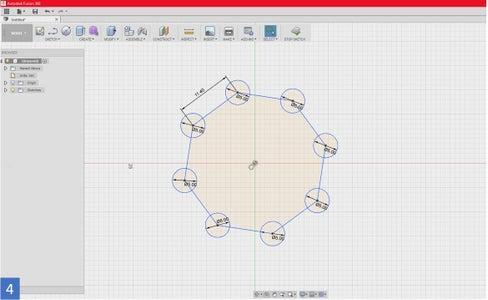 Fusion 360 Designing