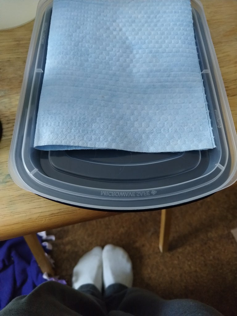 Creating Your Tray