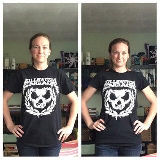 Slim Fit T-Shirt Mod