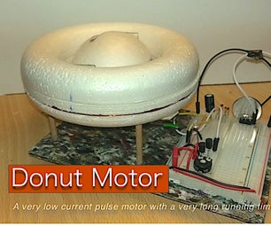 Donut Motor
