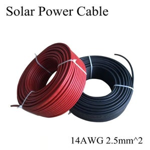 Selecting the Solar Cable