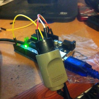 Use an Arduino With an N64 Controller