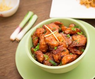 Ginger Prawns | Indo - Chinese Party Appetizer