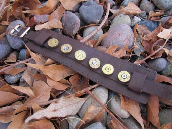 Bullet Studded Cuff Bracelet