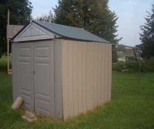 Backyard Personal Observatory
