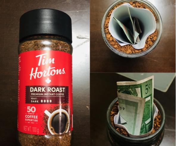 The Unbelievable Mason/Coffee Jar!