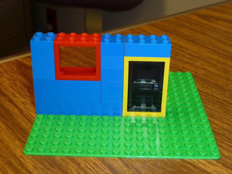 Step 5: the Door