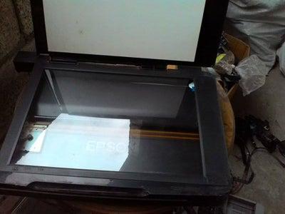 Reutilizando Partes De Una Impresora