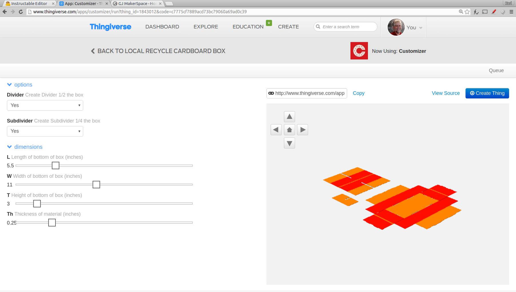 Customize Your Box Design