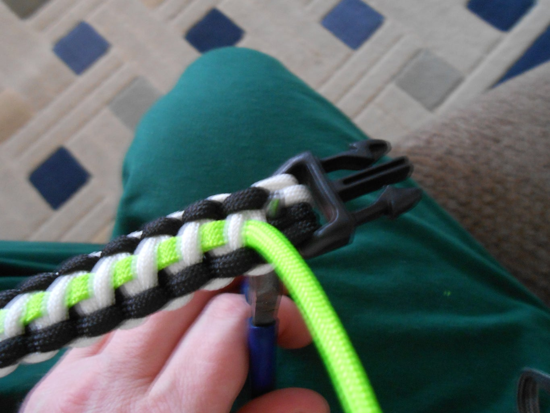 Adding the Stripe (3rd Color)
