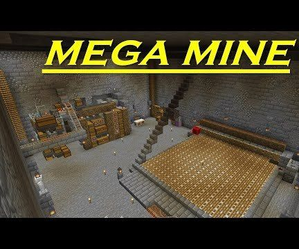 Mine Efficiently in Minecraft