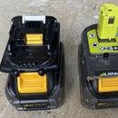 DIY Cordless Tool Batt Adapter