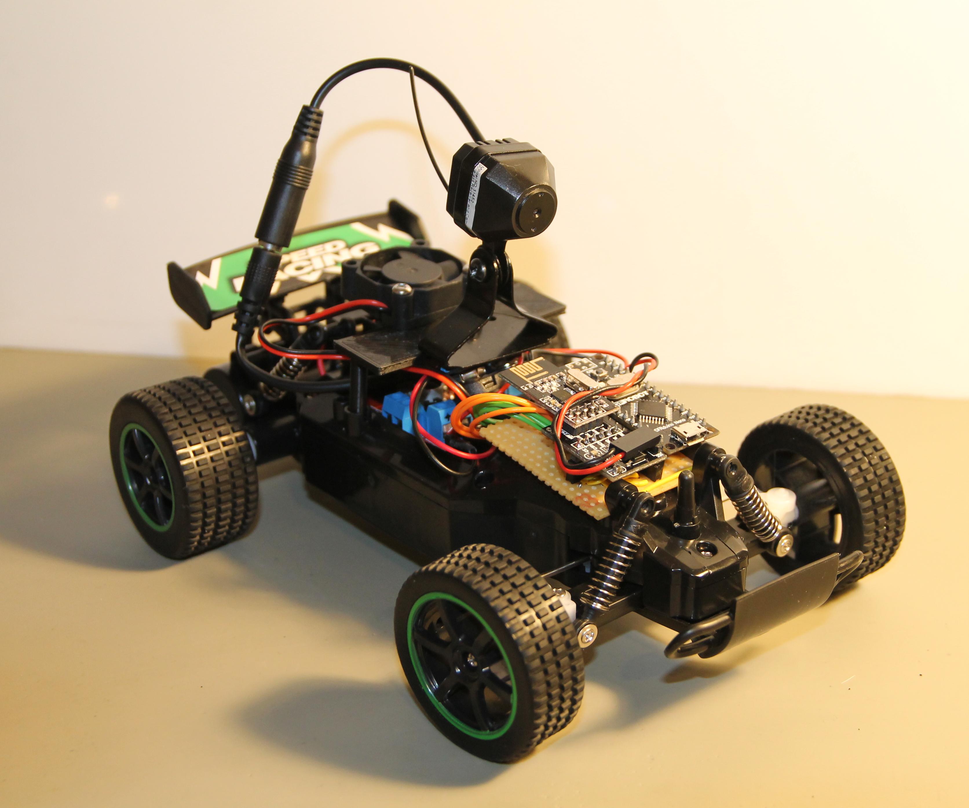 FPV RC Car