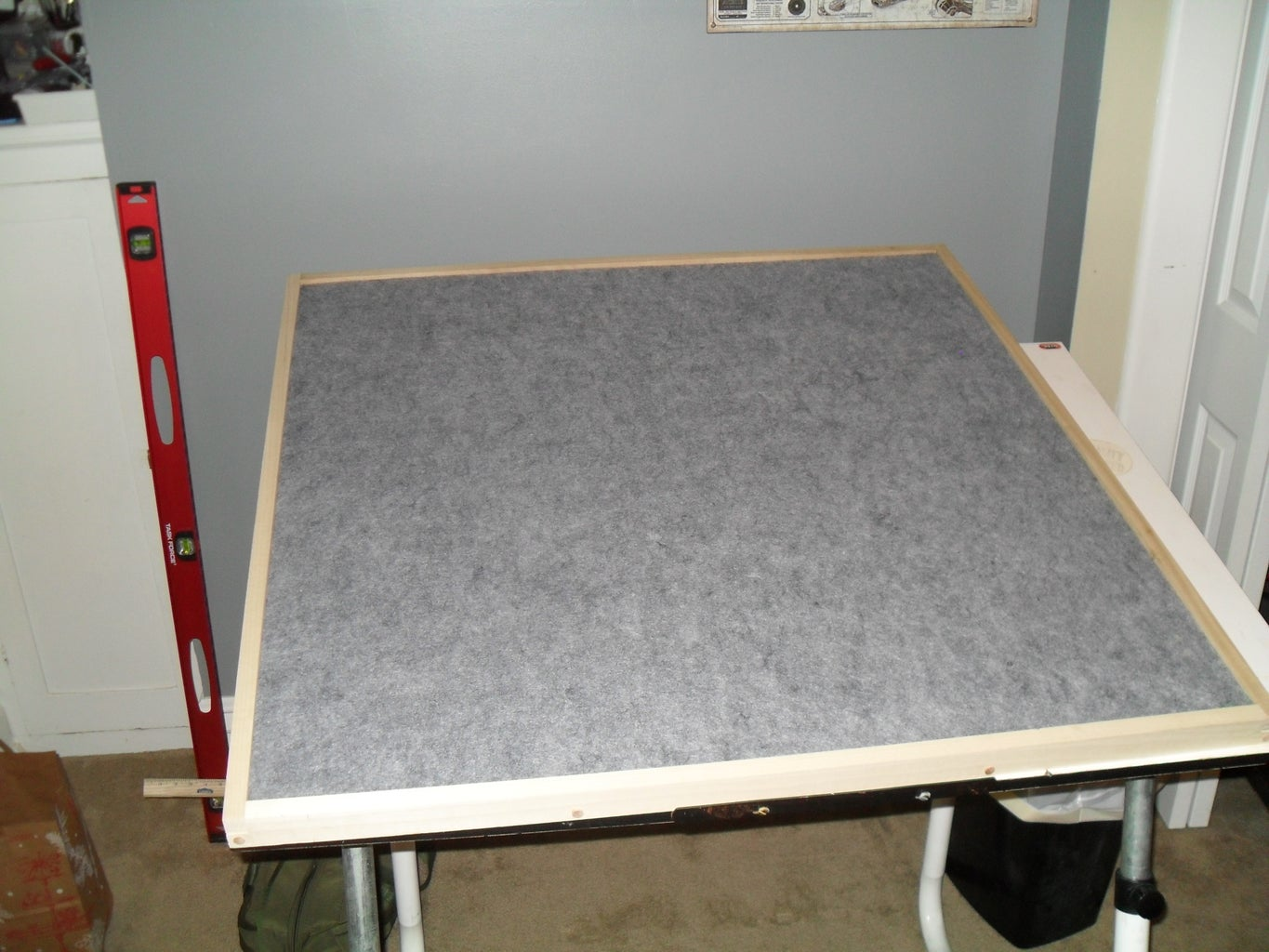 So You Want to Build a Table Top Gaming Table Top