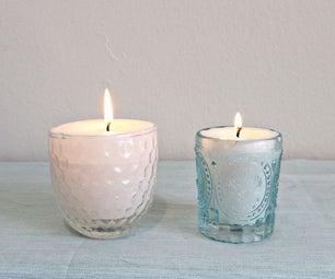 Hidden Treasure Candles