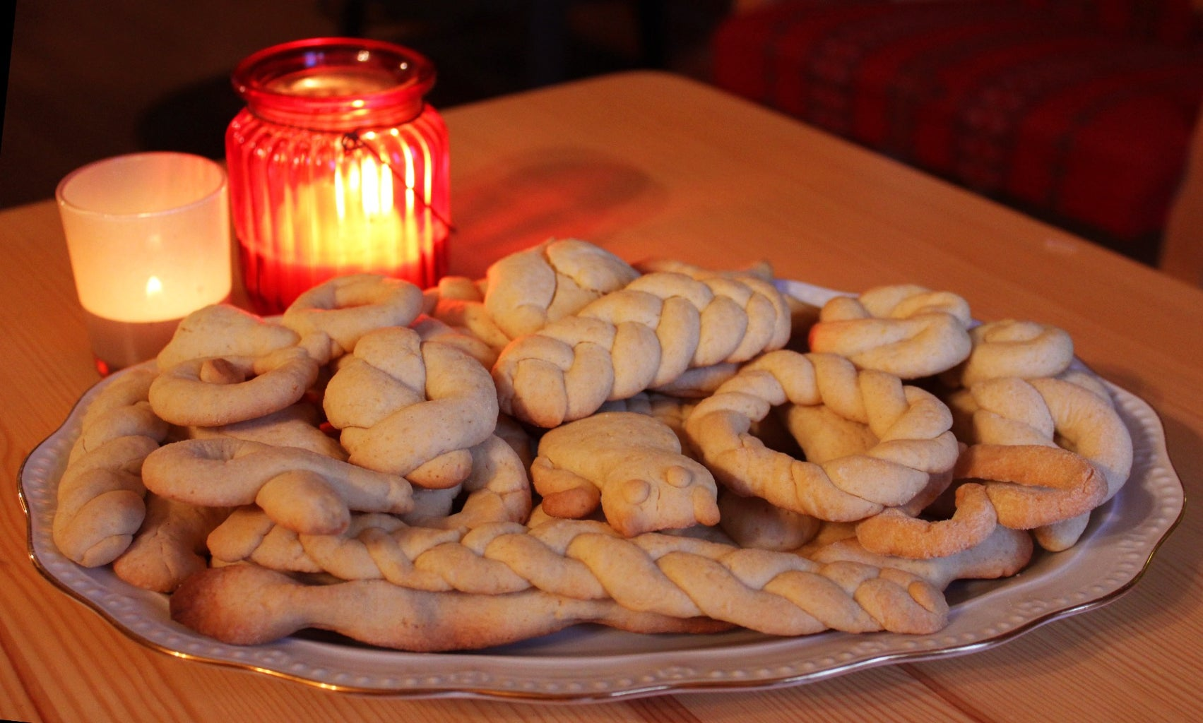 How to Make Moldable Butter Cookies