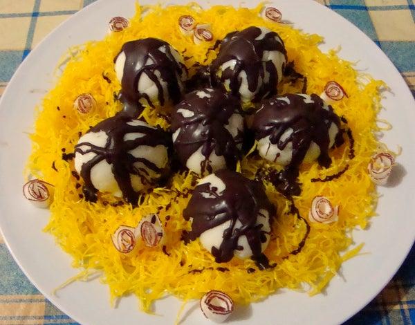 EggS Delight - Fake Boiled Eggs ;)