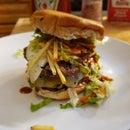 World Famous Pocodeto Burger