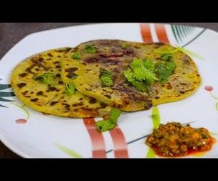 Stuffed Beetroot Radish Paratha Recipe : Easy Tasty Yummy