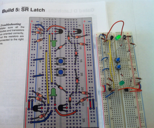 Digital Logic - SR Latch