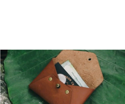 Make a Leather Cash/Coin Case