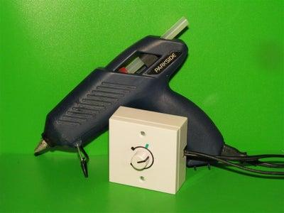 Make Your Hot Glue Gun Cooler!
