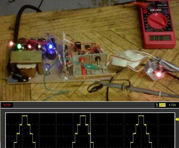 DIY TACS: Hardware for Machine-human Telepathy Experiments