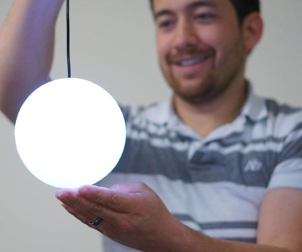 Moon Phase Lamp