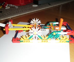 A Mousetrap Made Out of Knex