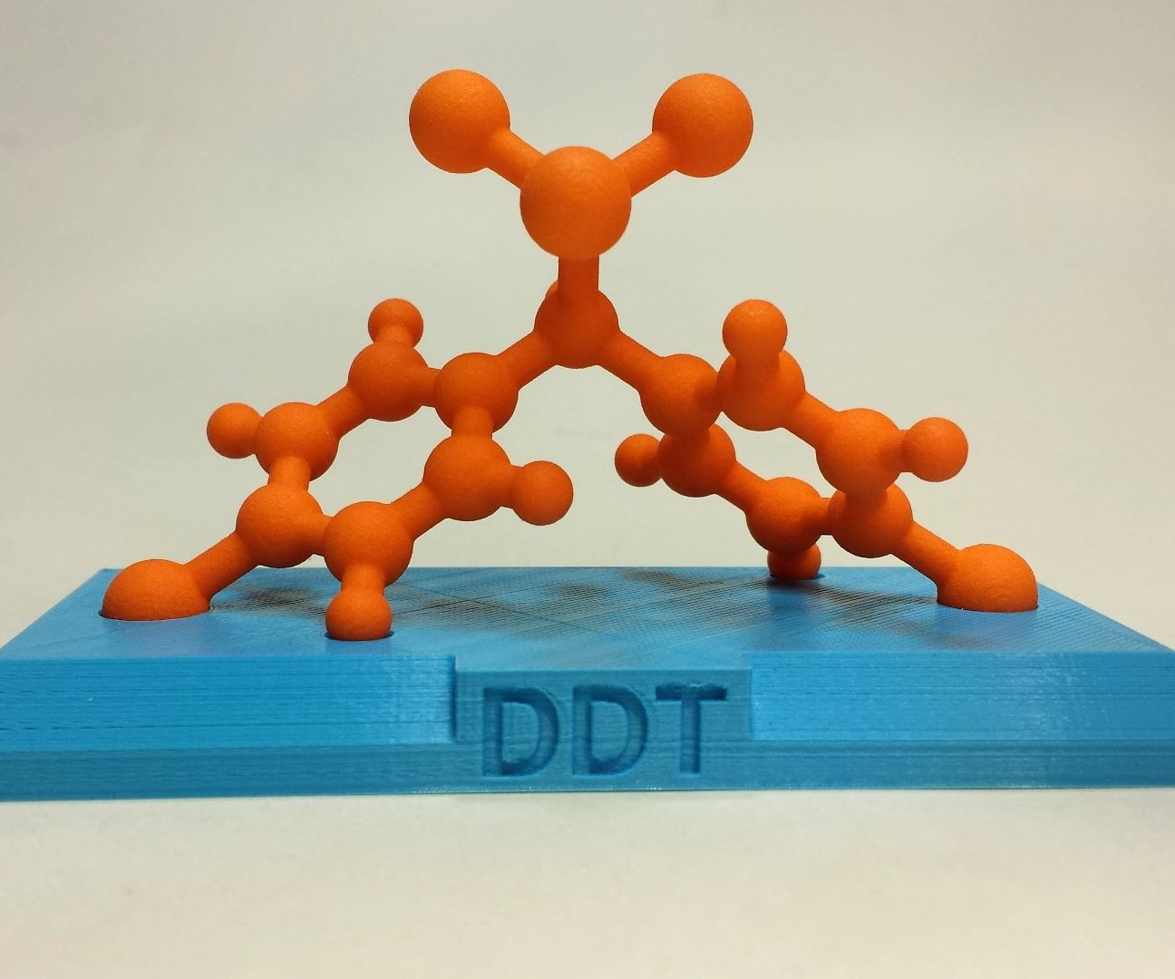 3D Print Chemical Structures