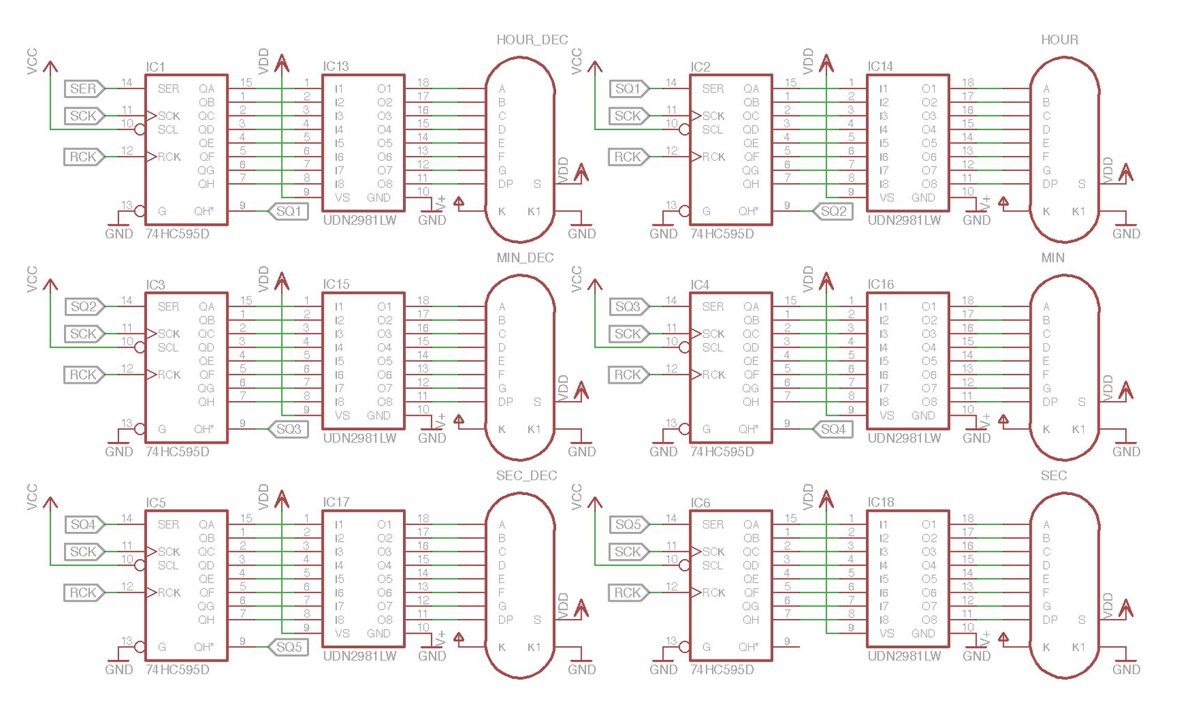 Fundamentals: Interfacing the Microcontroller