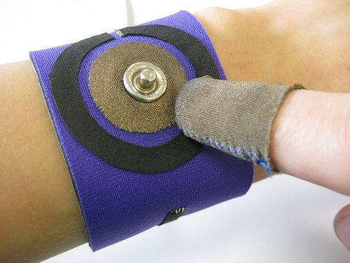 Time Sensing Bracelet