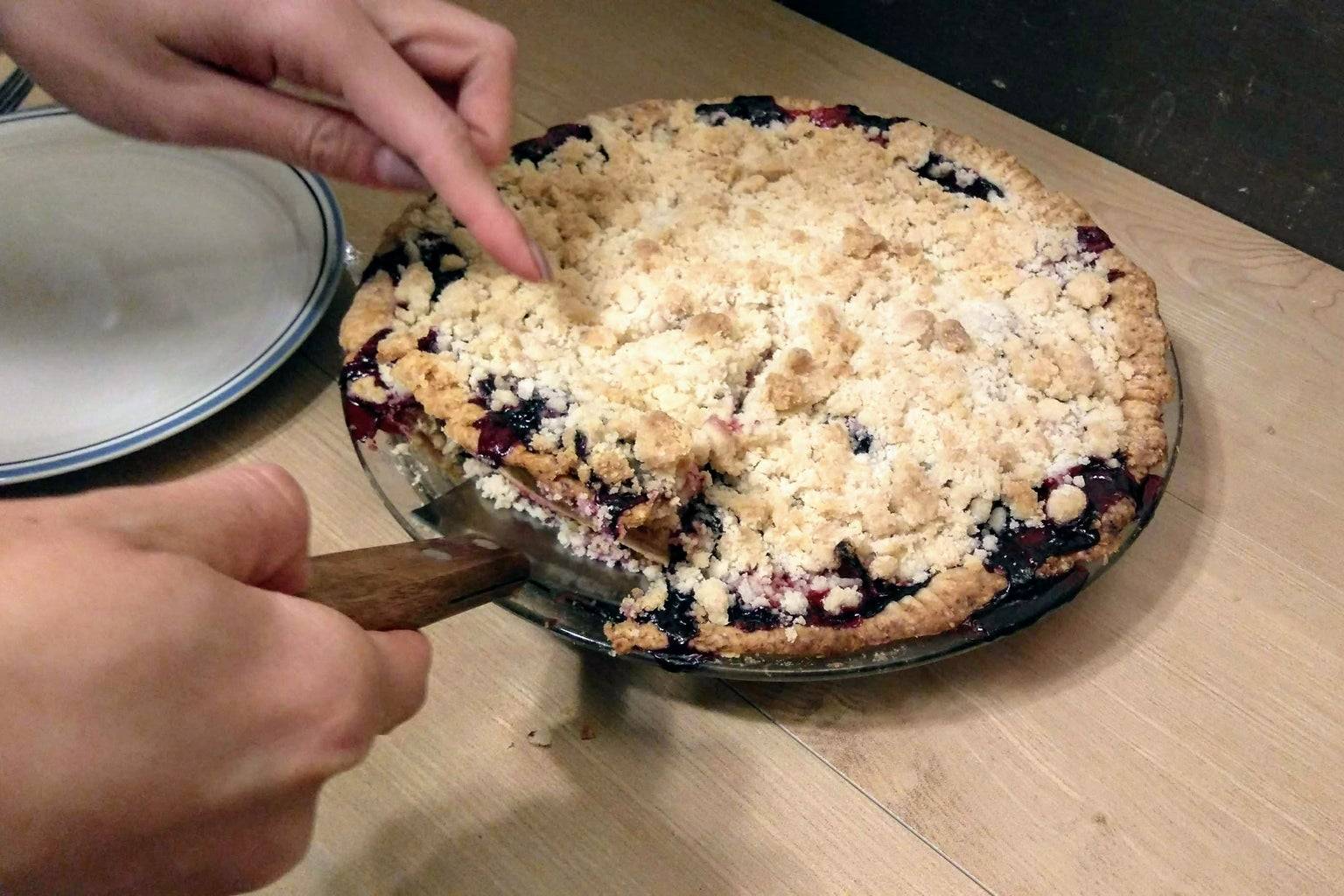 How to Bake a Perfect Pie