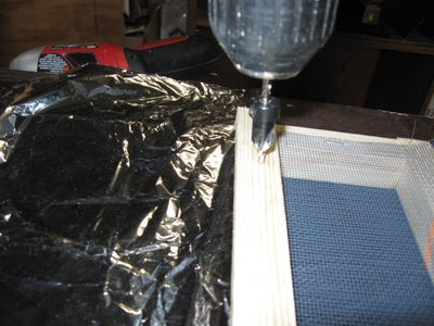 Cut and Attach Molding.