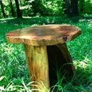 "The ""Stump"" Coffee Table"