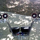 Speakers for bicycle