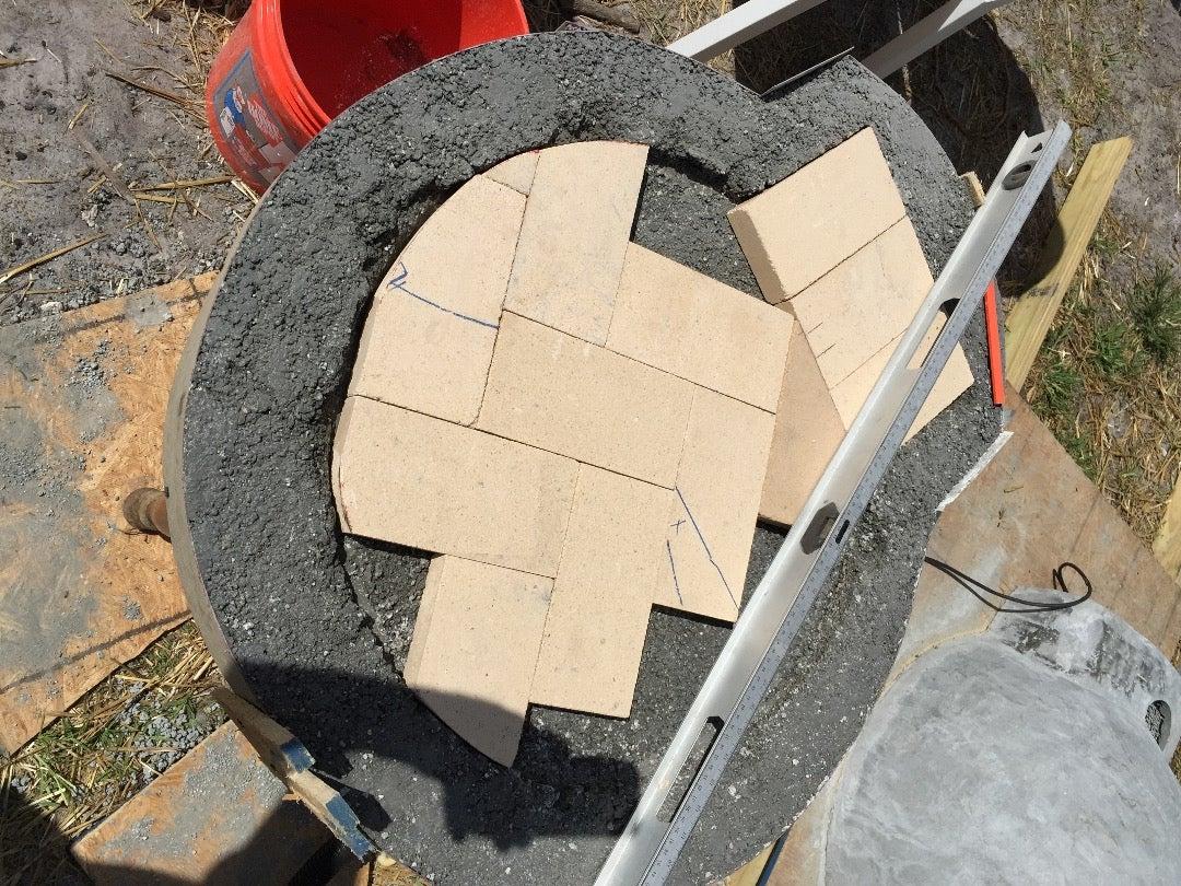 Firebrick Floor