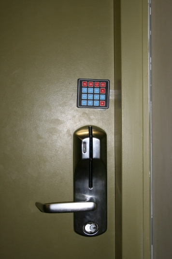 An Electronic Door Opener