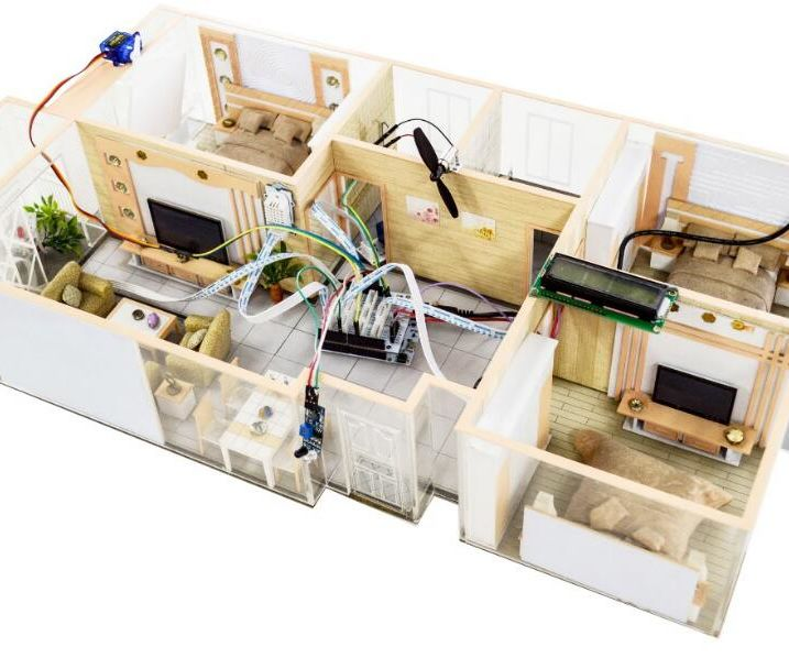 Open Source Home Automation System