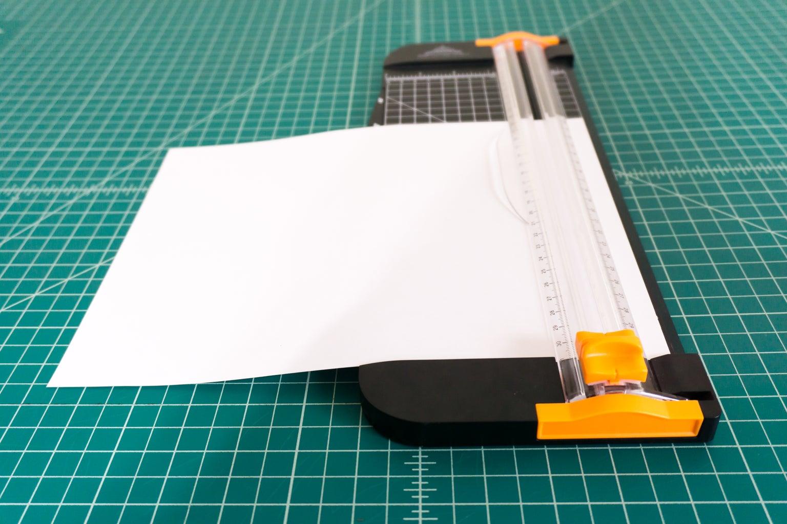 Cut the Paper