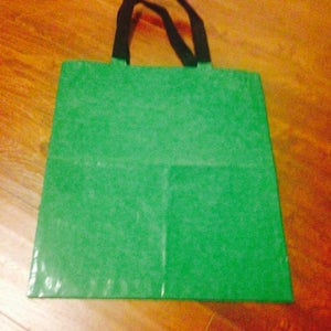 Cover the Bag in Green