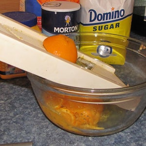 The Wonderful Orange Filling - Step 1