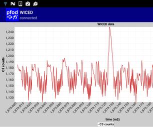 Remote High Speed Data Logging Using Arduino/GL AR150/Android/pfodApp