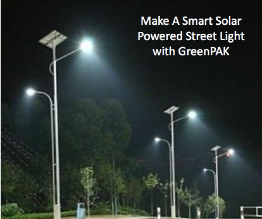 How to Make a Smart Solar Powered Street Light