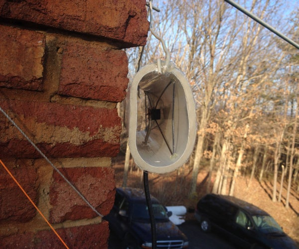 Indoor / Outdoor Bowtie Antenna