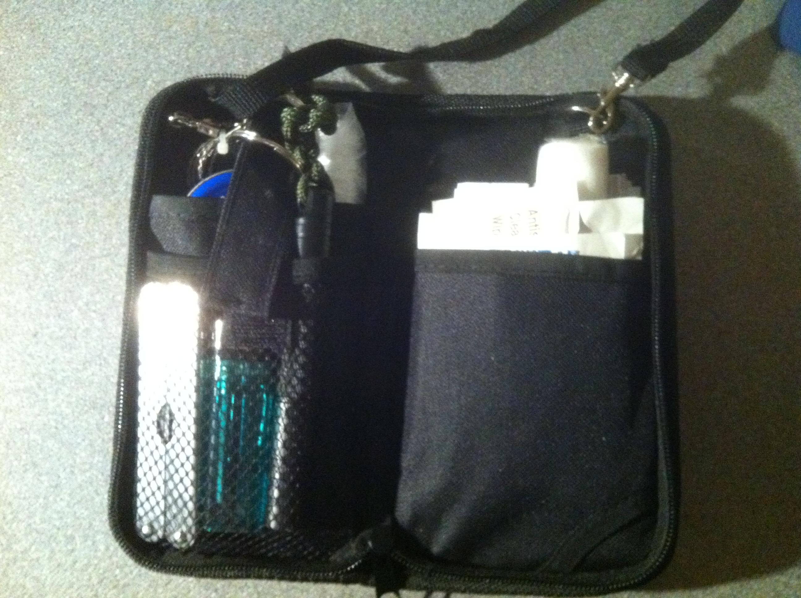 Quick Pocket Pouch (QPP)
