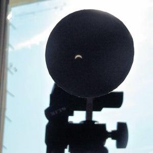 Super-Safe Method: Pinhole & Camera Obscura