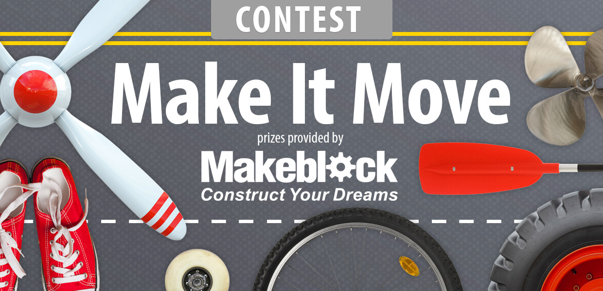 Make it Move Contest 2016