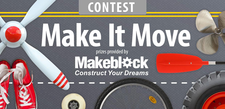 Make it Move Contest 2016
